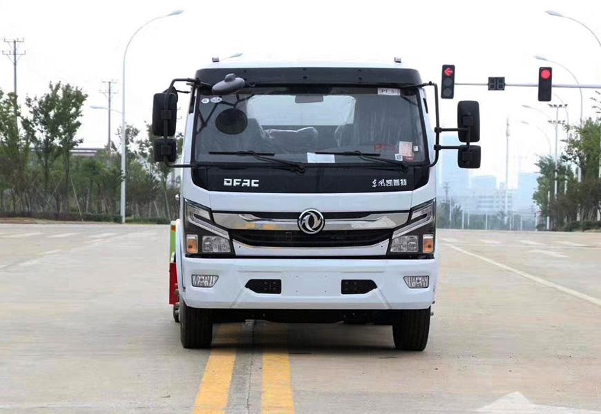 Euro Sexta Dongfeng Dolica 10 camión de agua cbm