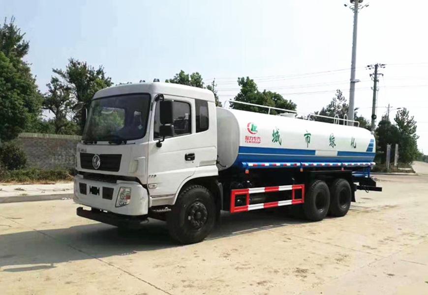 Dongfeng Hou Shuangqiao 18  cbm Wasser-LKW ( Euro VI)