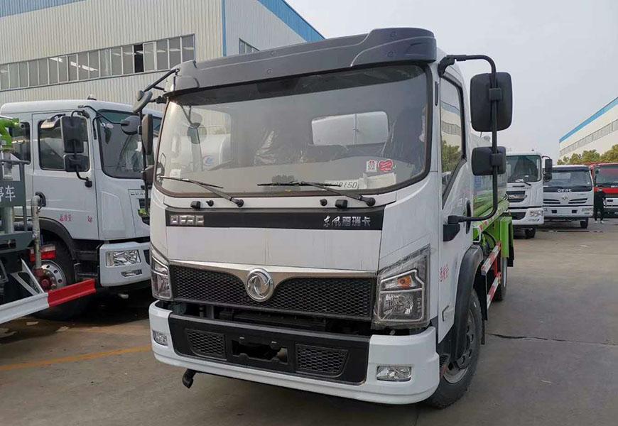 Euro  Sixth Dongfeng Furika 10- cbm water truck