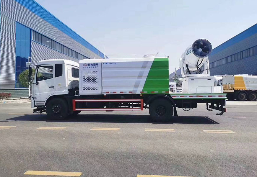 Euro  Sixth Dongfeng Tianjin Dust Suppression Truck Picture
