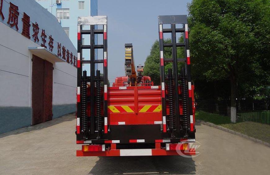 万博全站客户端app下载天龙前四后八16吨随车吊