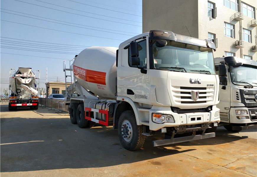 C&ج ـ شاحنة ثقيلة 12  شاحنة خلاط cbm