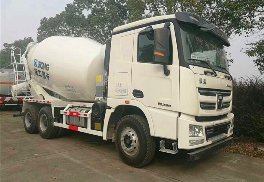 XCMG Hanfeng 14  camion malaxeur cbm