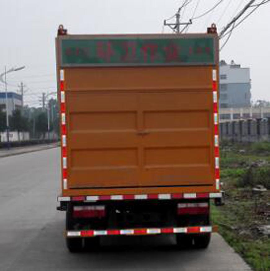 东风凯普特小型污水净化车