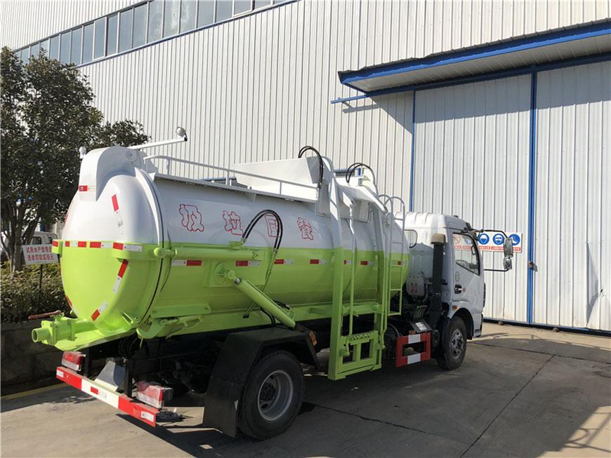万博全站客户端app下载5吨泔水垃圾车