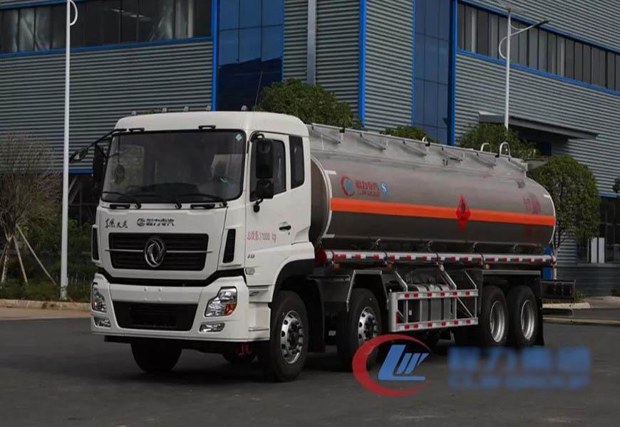 DLQ5310GYYD5L型铝合金运油车
